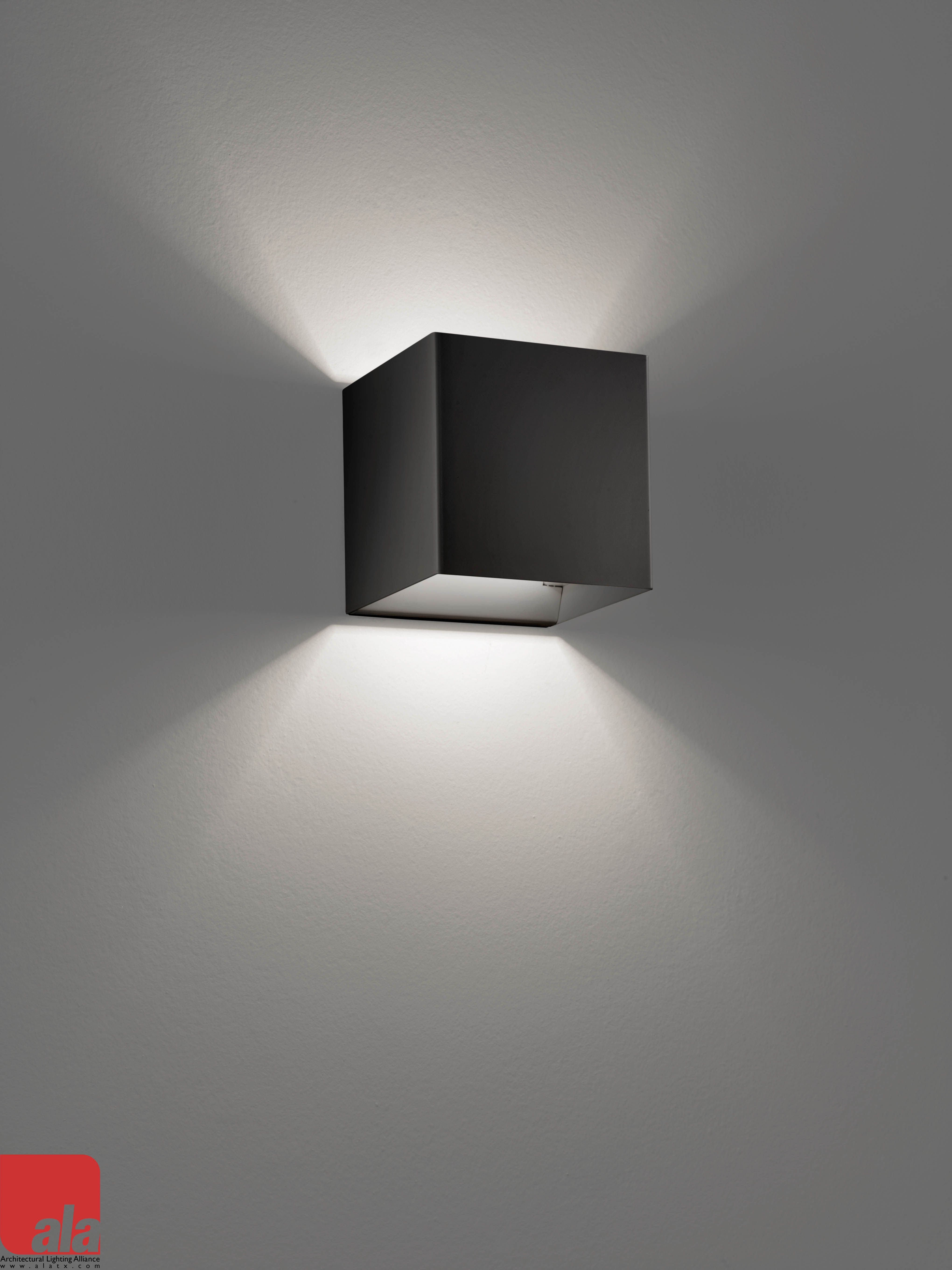 Laser Cube 05 168 In 2020 Wall Lamp Black Wall Lights