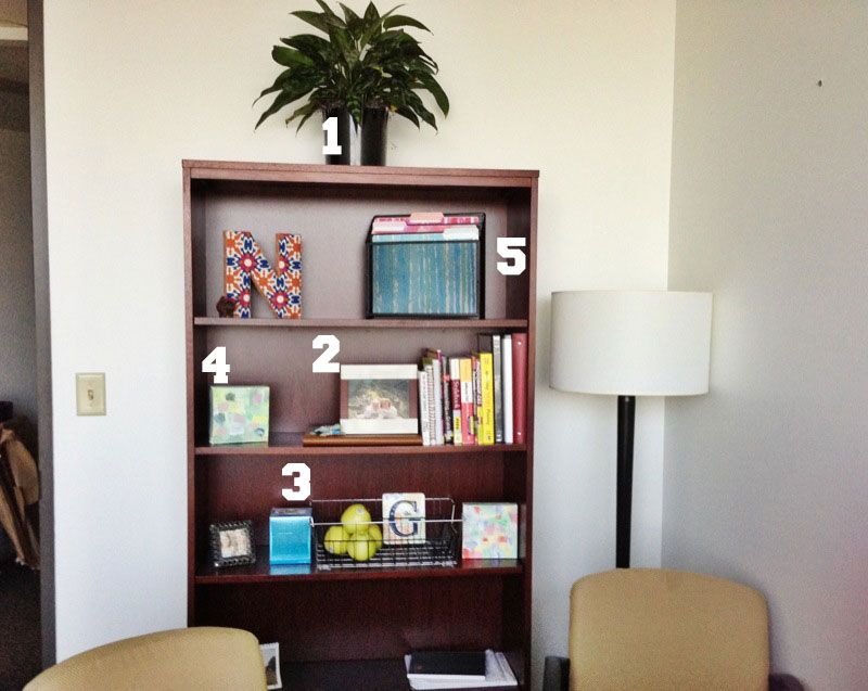 Office decorating tips office decor ideas pinterest for Home office makeover ideas