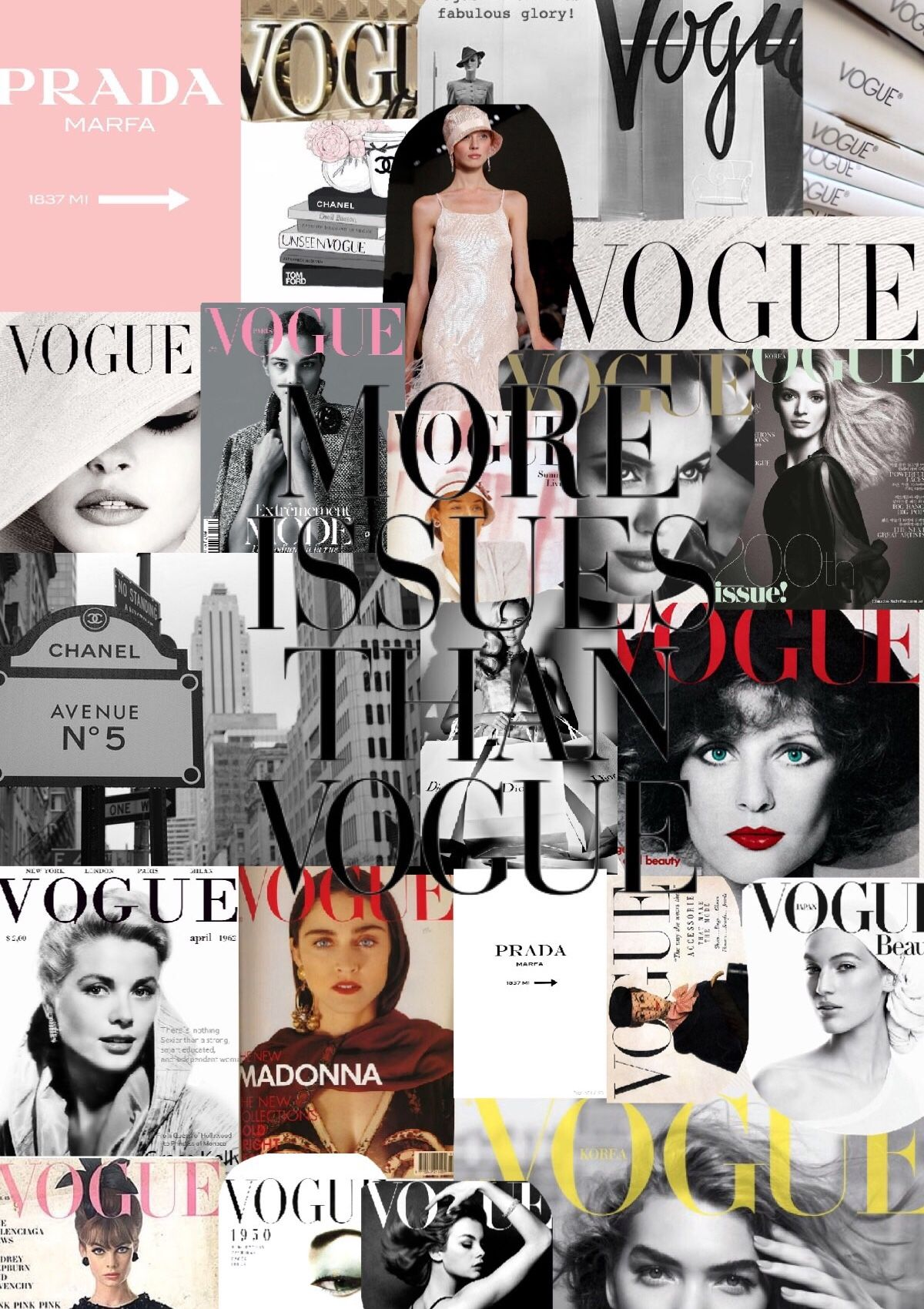 Pin By Catherine Fiebig On Gambar Fashion Collage Fashion Wallpaper Aesthetic Collage
