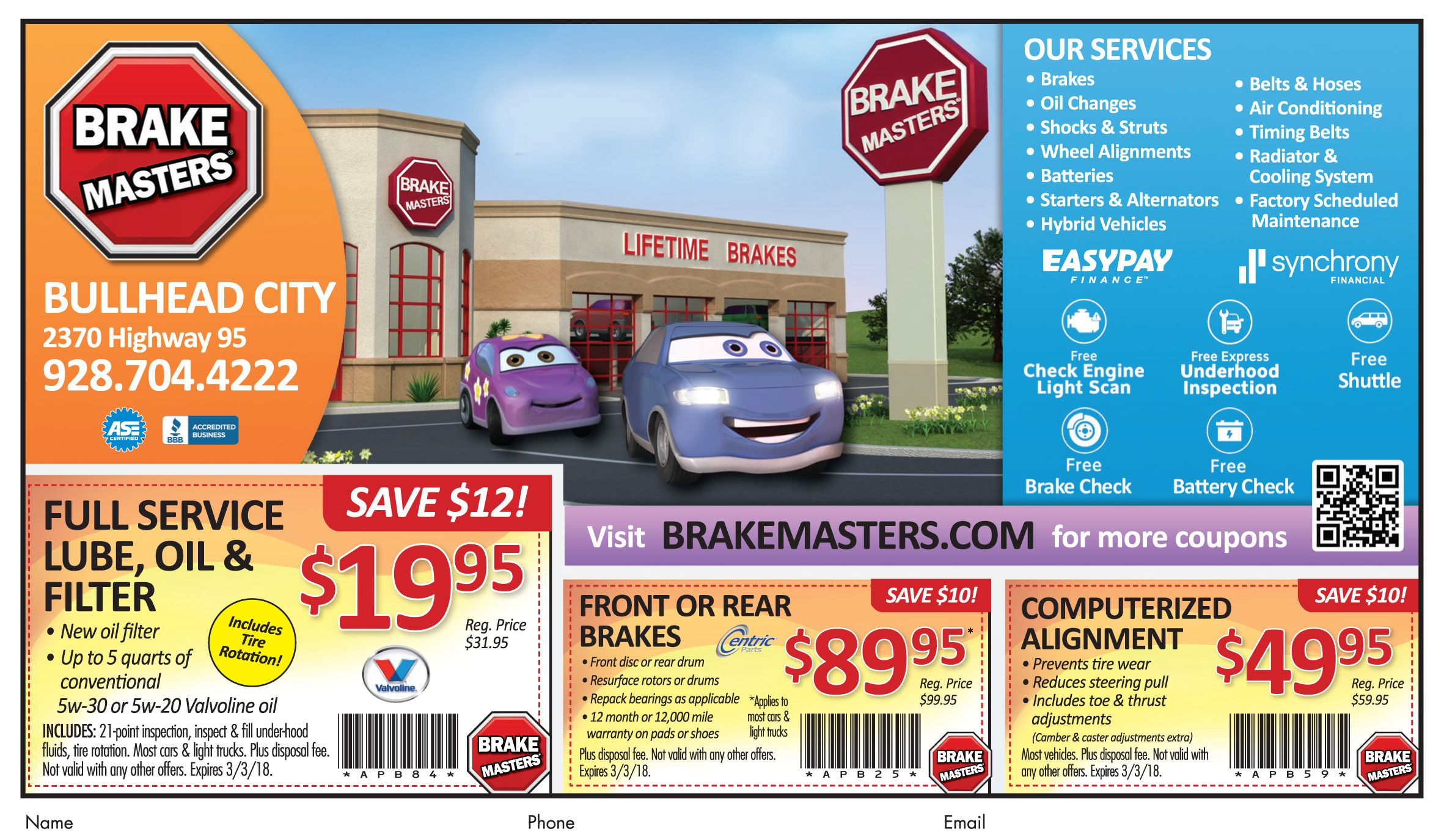 Brake Masters Coupons >> Is Your Car Squeaking Head Over To Brakemasters Today For