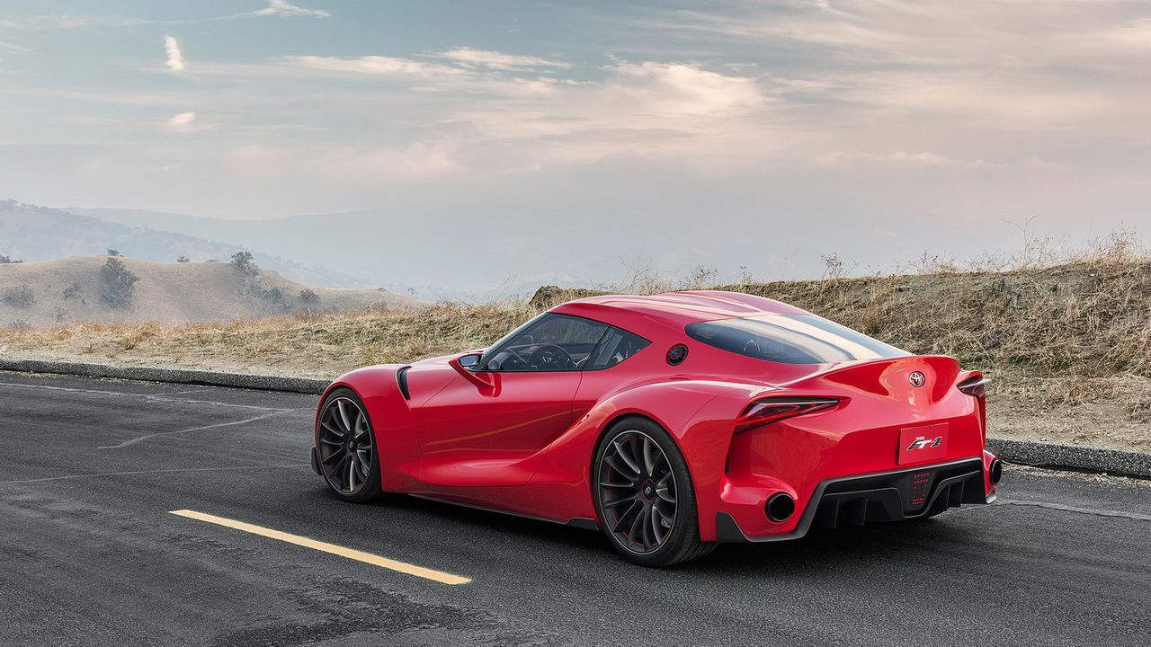 Toyota Supra 2016 >> New Toyota Supra 2016 Interior View Some Cars I Do Not Own But