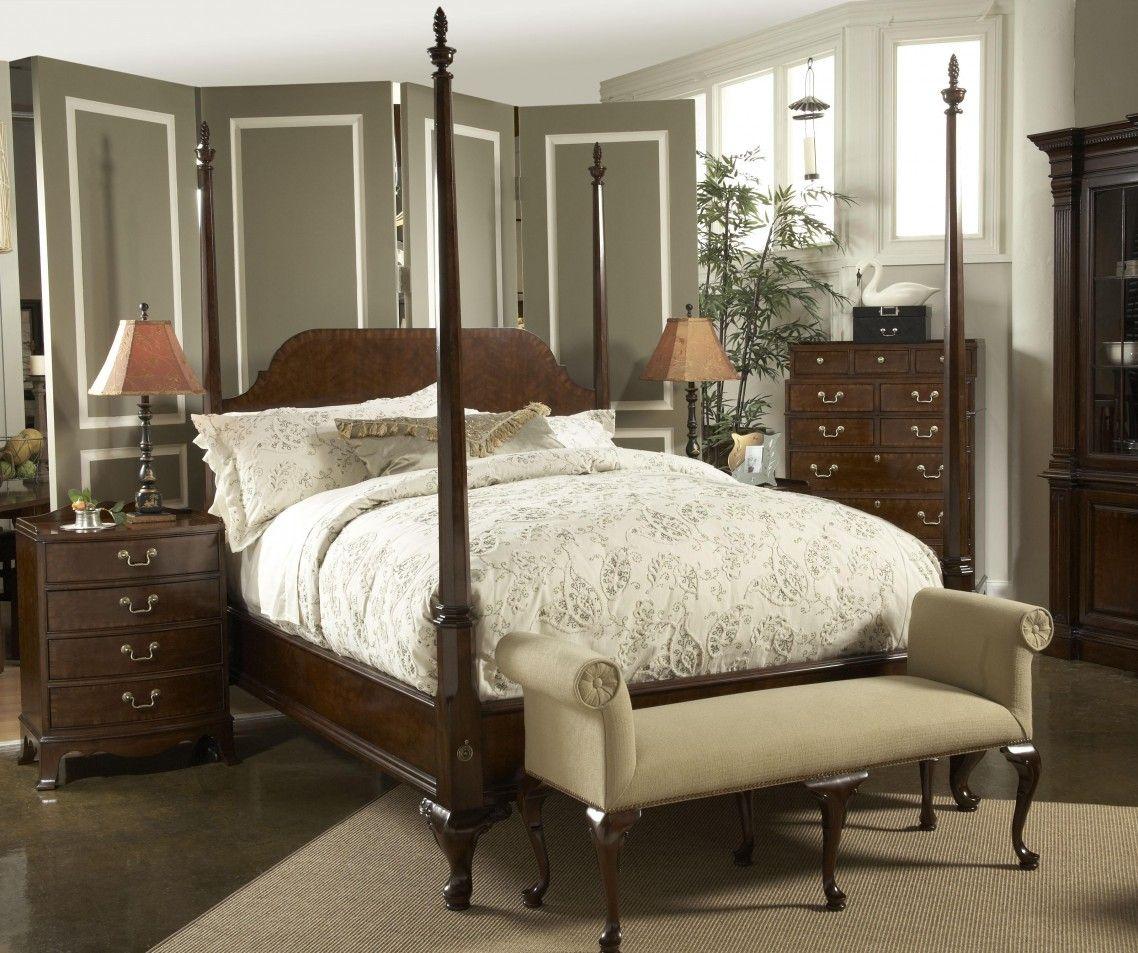 Terific Classic Style Design Of Small Bedroom Ideas
