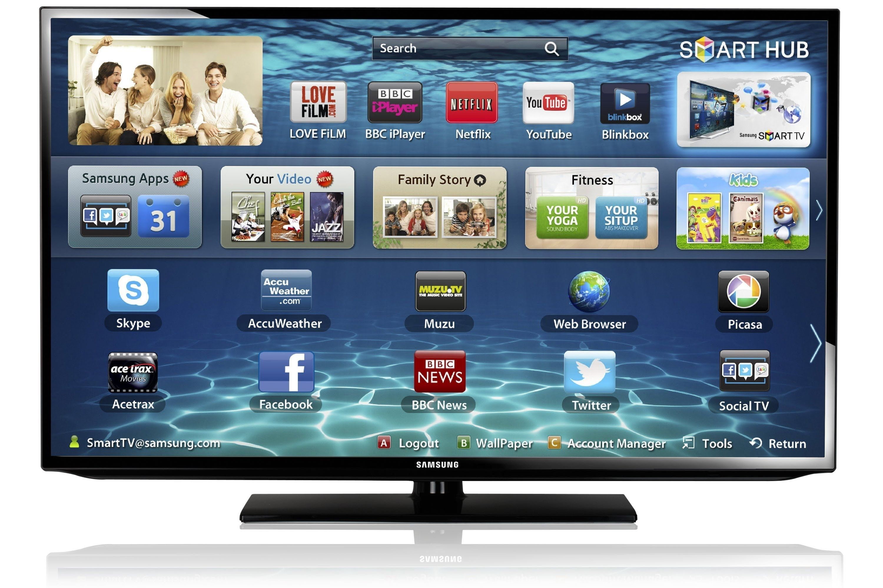 32 Inch Smart Tv Smart Televisions Led Tv Samsung Televisions