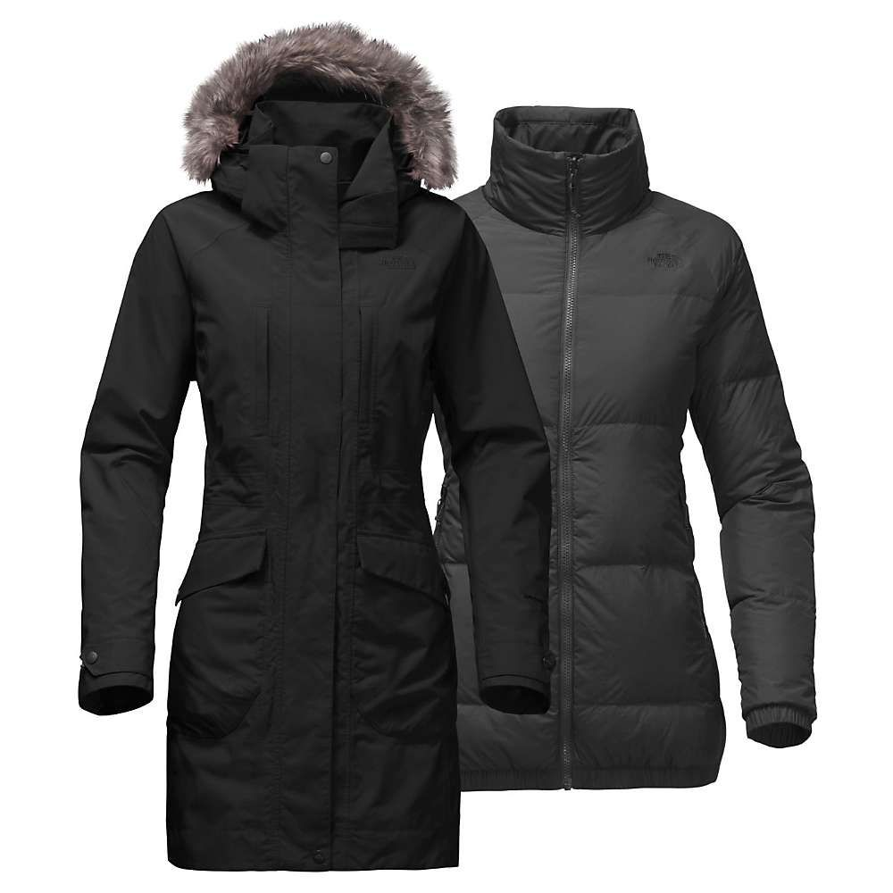 The North Face Women's Outer Boroughs Triclimate Jacket