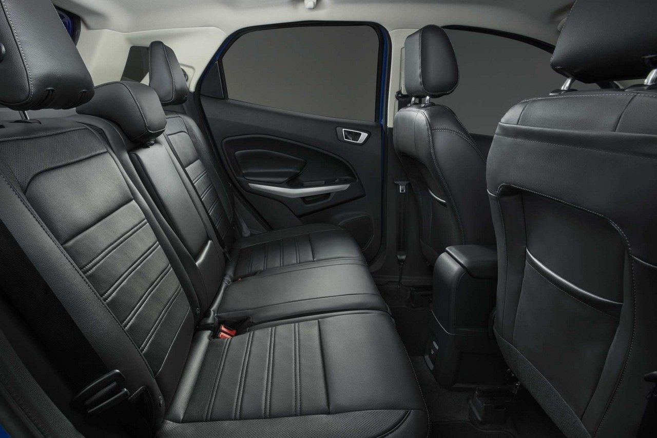 2018 Ford Ecosport Titanium With Ebony Black Interior Offers