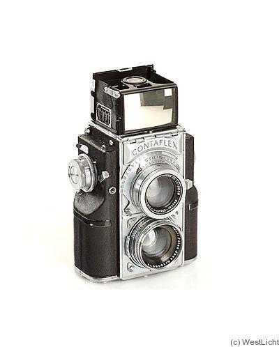 Zeiss Ikon: Contaflex (TLR) camera   Camera //   Camera