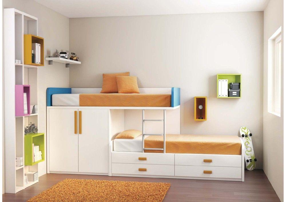 Alfemo Ranzali Genc Odasi Home Decor Bunk Beds Kids Bunk Beds Room