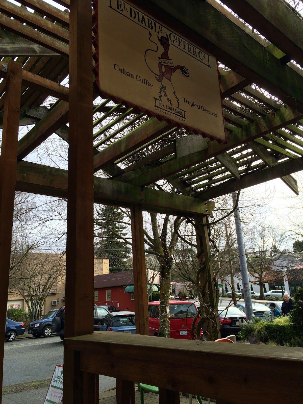 My Seattle Coffee Shop Guide El Diablo www