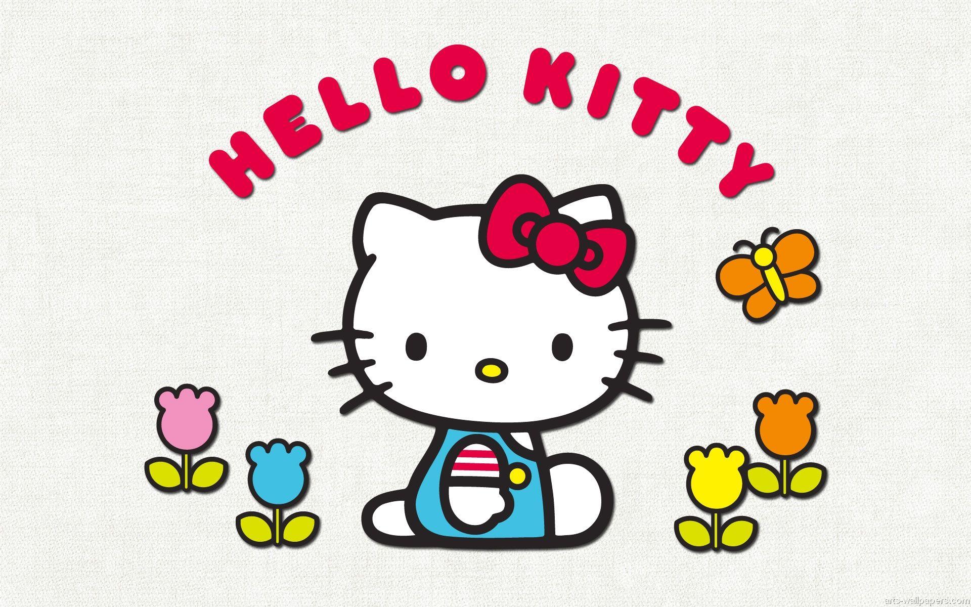 Hello kitty desktop clipart ClipartFox HK Wallpaper
