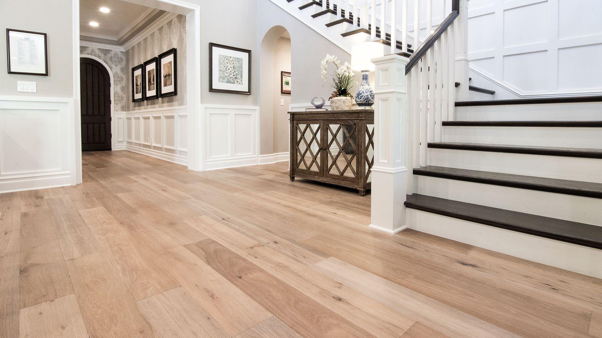 Provenza Hardwood Floors At Vicenza Model Homes | Goldstick ...