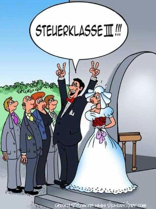 Steuerklasse III  Hochzeit  Hochzeitszeitung