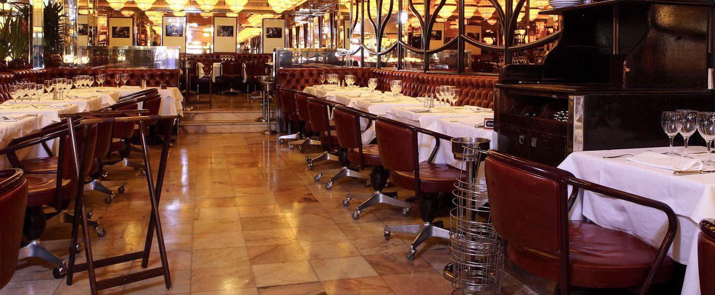 L'Européen - Brasserie parisienne spécialisée dans les fruits de mer - Home