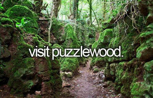 Visit Puzzlewood, England