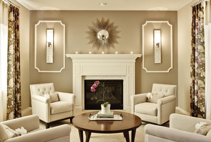 Superbe Lighting Ideas, Living Room Wall Lights With Elegant Wall Sconces Over  Fireplace: Set Your Best Wall Lights #wallsconcesideas  #wallsconceslivingroomlighting