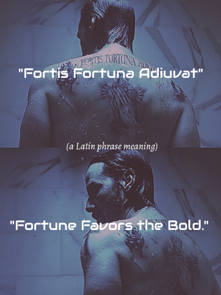 John Wick In 2021 Latin Phrase Tattoos Phrase Tattoos Latin Quote Tattoos