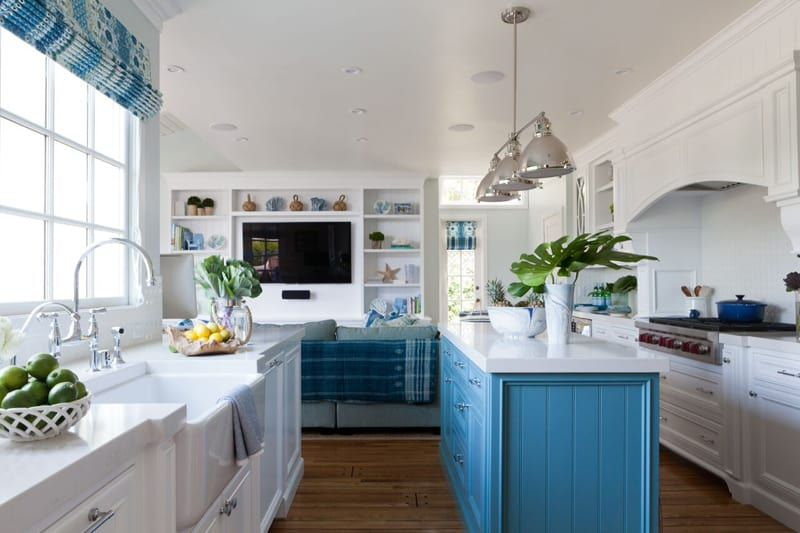 Nautical Design Ideas Perfect For Seaside Holiday Homes Kitchen Decor Florida Home Decorating House Of Turquoise
