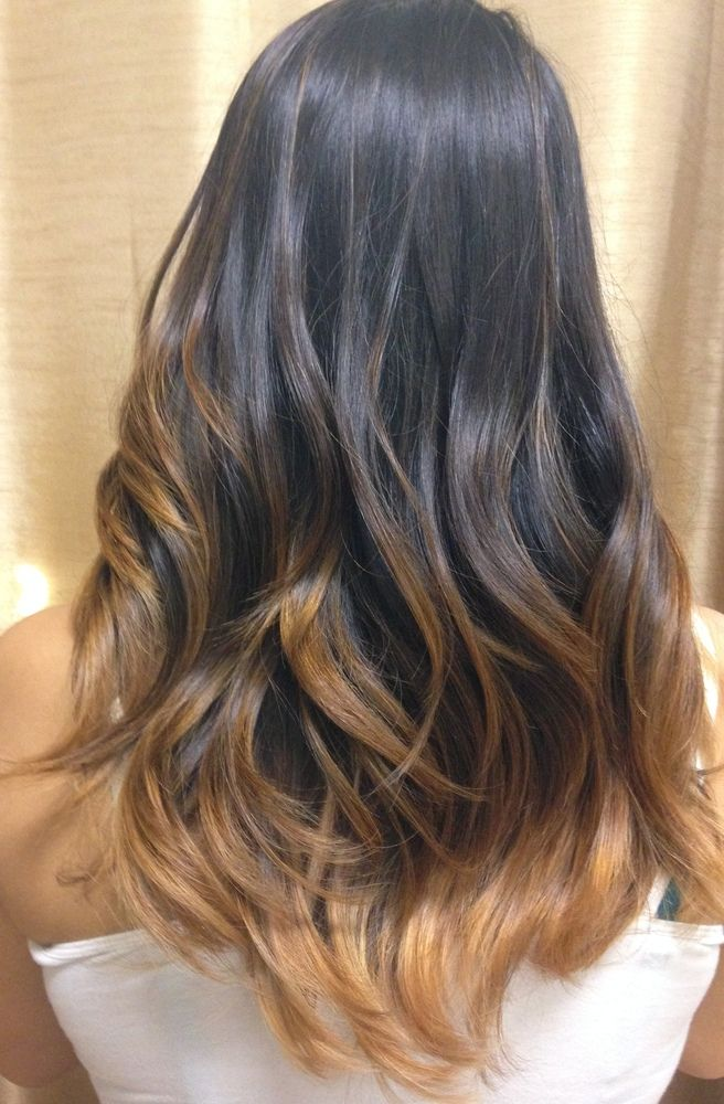 OMBRE BALAYAGE Hair Color - Hair Salon SERVICES - best ...