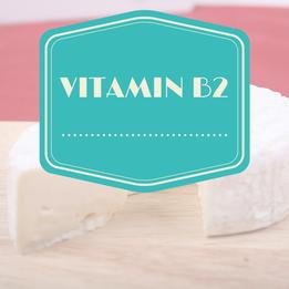 Ihr wollt wissen, welche Lebensmittel alle Vitamin B2 enthalten? Hier geht's zur Tabelle!