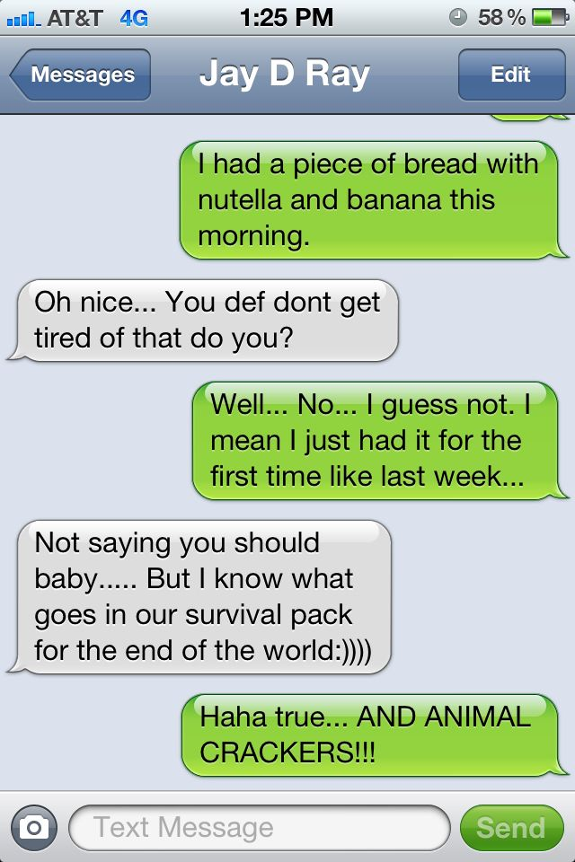 My boyfriend is more awesome than yours :) #love #boyfriend #text