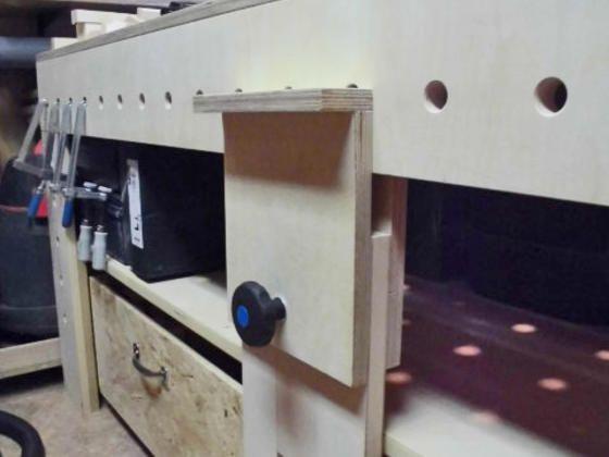 bankknecht f r meine systemwerkbank bauanleitung zum selber bauen selber machen werkzeug. Black Bedroom Furniture Sets. Home Design Ideas