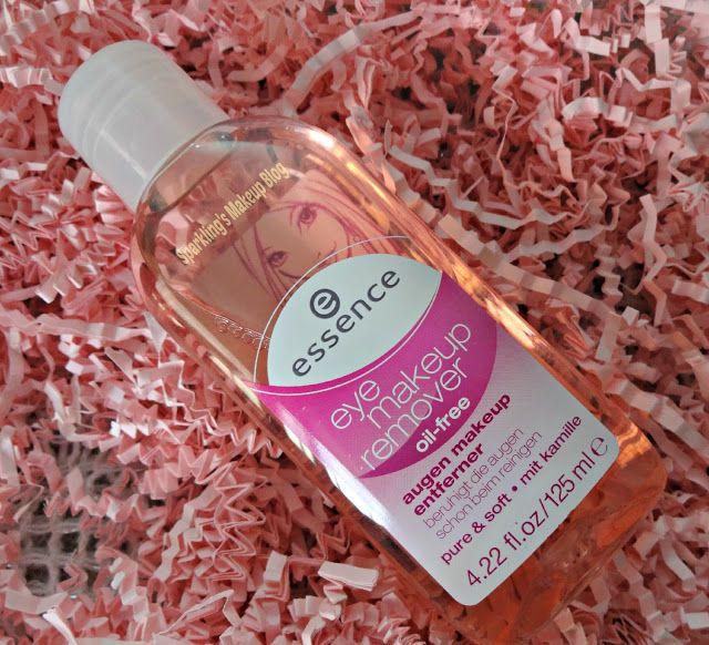 Sparklings Makeup Blog: Essence Eye Makeup Remover Oil ...