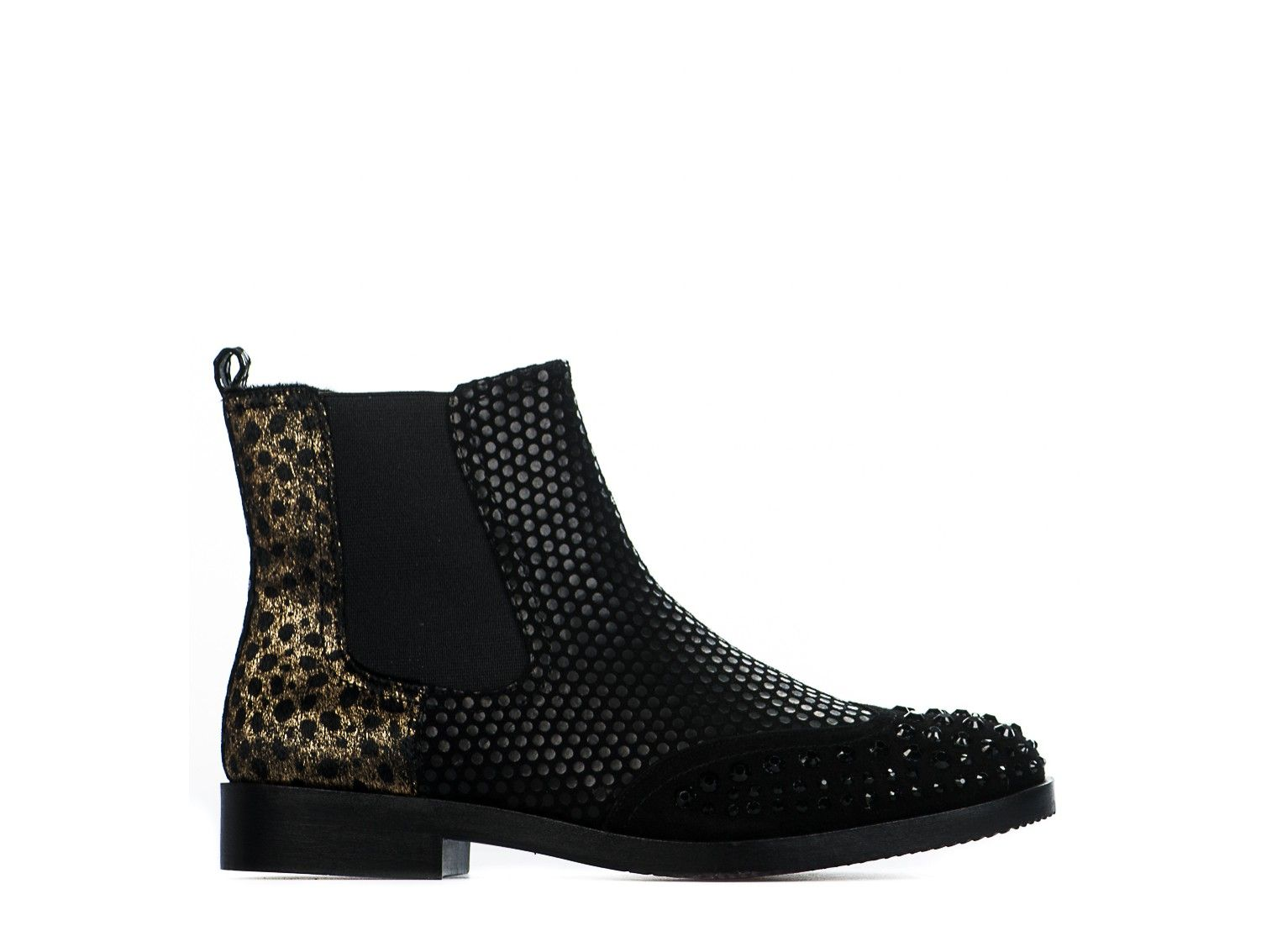 boots cafe noir femme