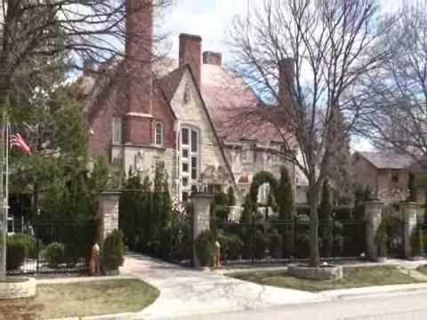 Tony Accardo S Two River Forest Home S Youtube Forest House River Forest Chicago Outfit