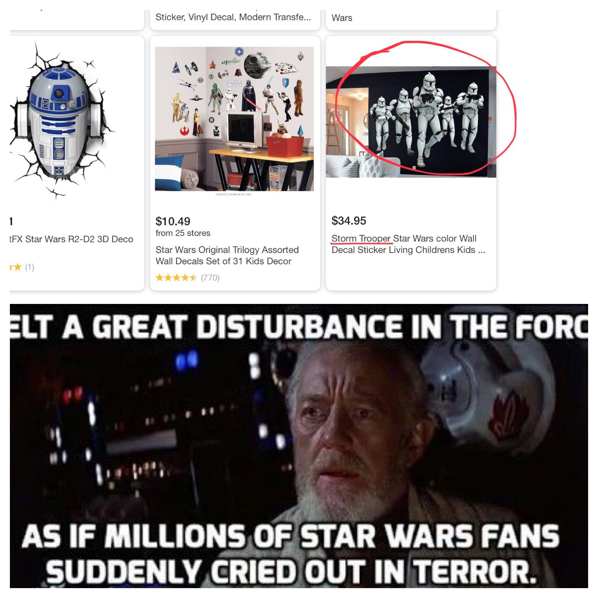 This Is Way Too Funny For My Good Star Wars Humor Star Wars Geek Star Wars Memes