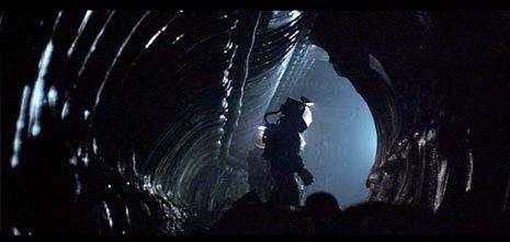 corridor Alien Giger 001