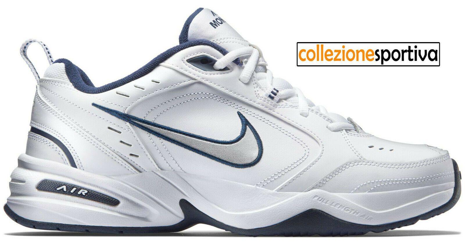 Uomo Trainers Blu A Bianche Nike Air Max Nere scarpe