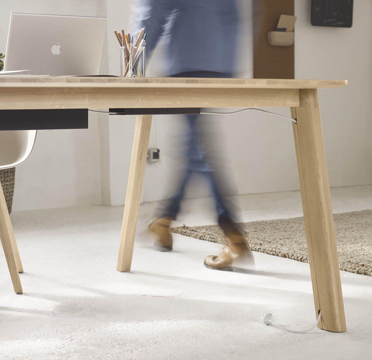 An Office With Iratzoki Lizaso S Heldu Working Tables