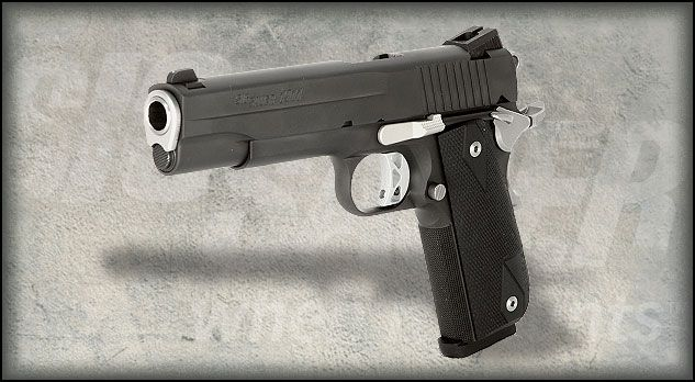 """SIG SAUER 1911 FASTBACK GRIPS """"FULL SKULL FACE"""" - Wicked Grips"""