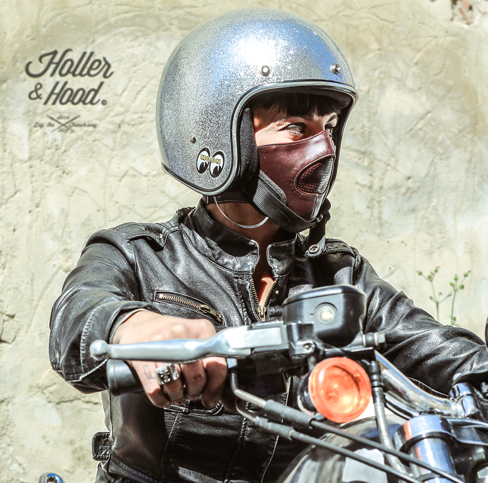 The LadyBird by Holler&Hood Riding motorcycle, Riding, Hood
