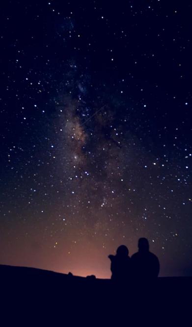 Au RItz-Carlton, Abama, les nuits sont chaudes et les constellations sont lumineuses, ouvrant la voie à des aventures d'observation des étoiles.