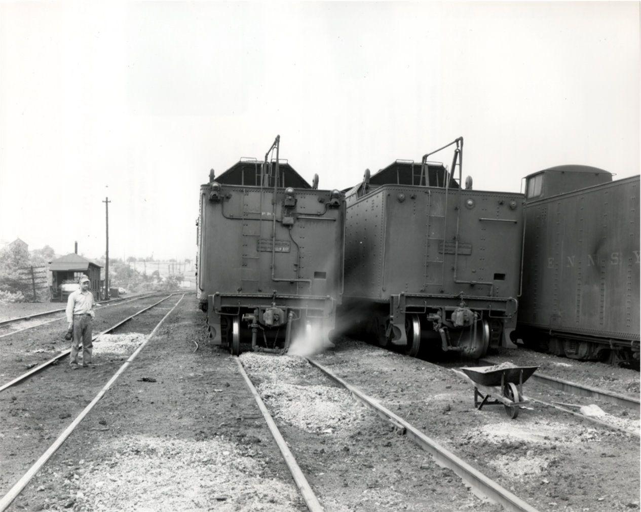 PRR     PRR Tenders | Pennsylvania Railroad in 2019
