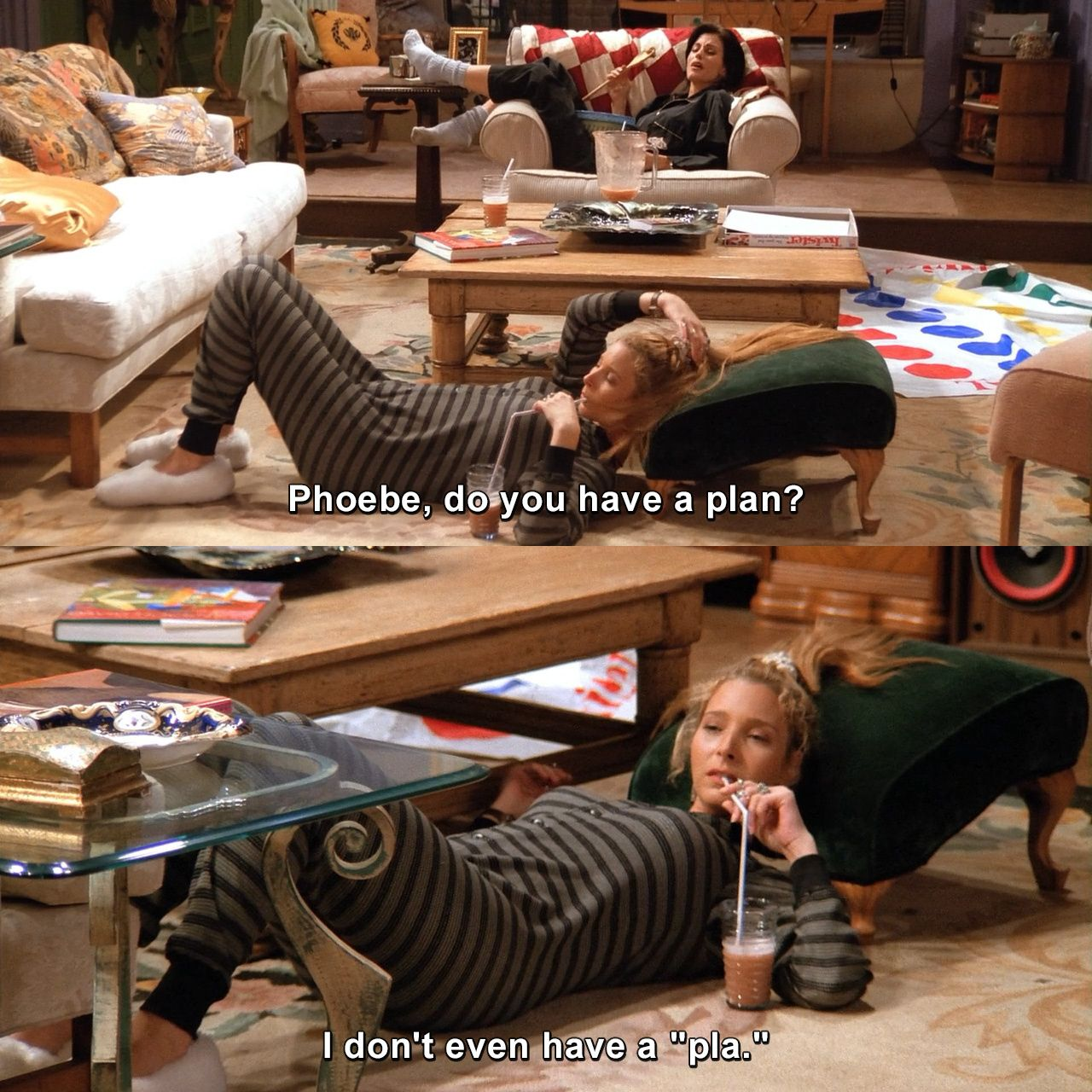 Friends - The story of my life...