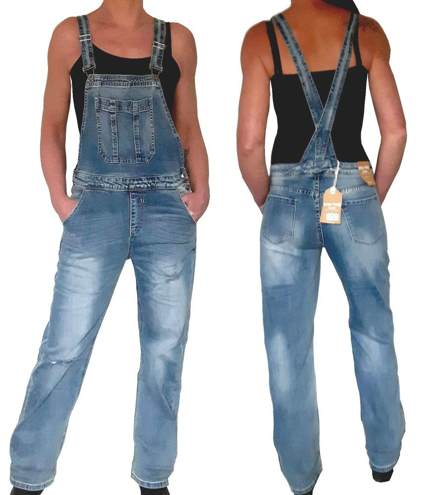 Latzjeans 38 Neu Baggy Fit Jeans Boyfriend Weite 40 Relaxed 36 Latzhose 42 34 xZZqFBwA0n