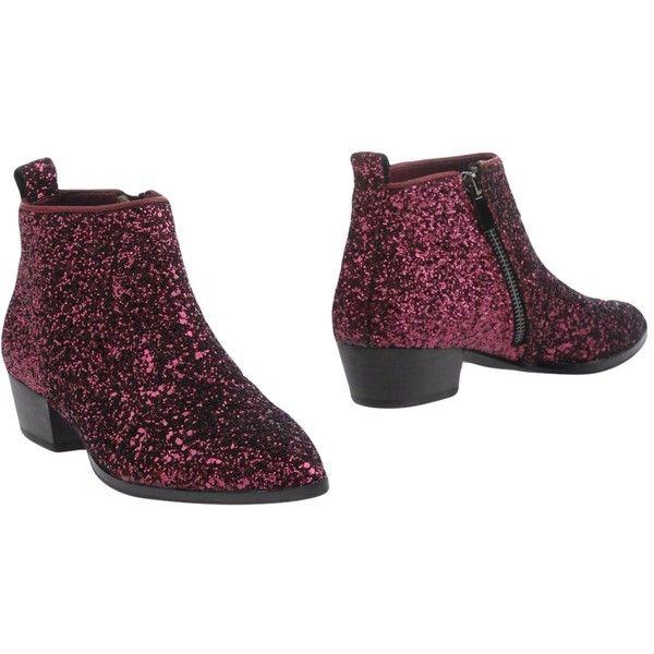 FOOTWEAR - Ankle boots Silvian Heach UVg0OP