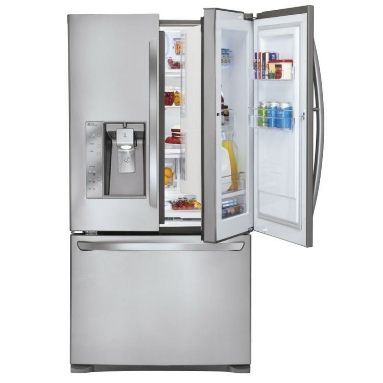amerikanische Kühlschränke side by side | Küche Möbel - Küchen ...