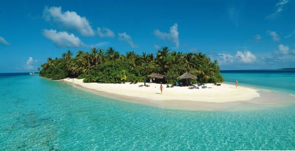 maldives... i'm going here in november and i realllly can't wait. :)