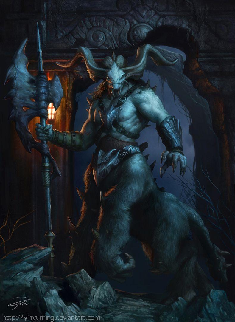 Guardian by Yuming Yin | Fantasy | 2D | CGSociety