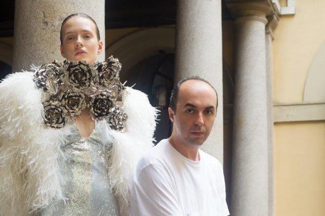 Francesco Scognamiglio to Unveil Couture in Paris
