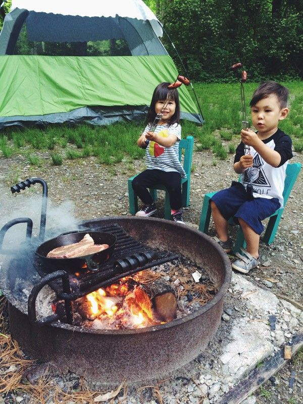 Photo of Tips for Camping With Young Children (Hellobee)