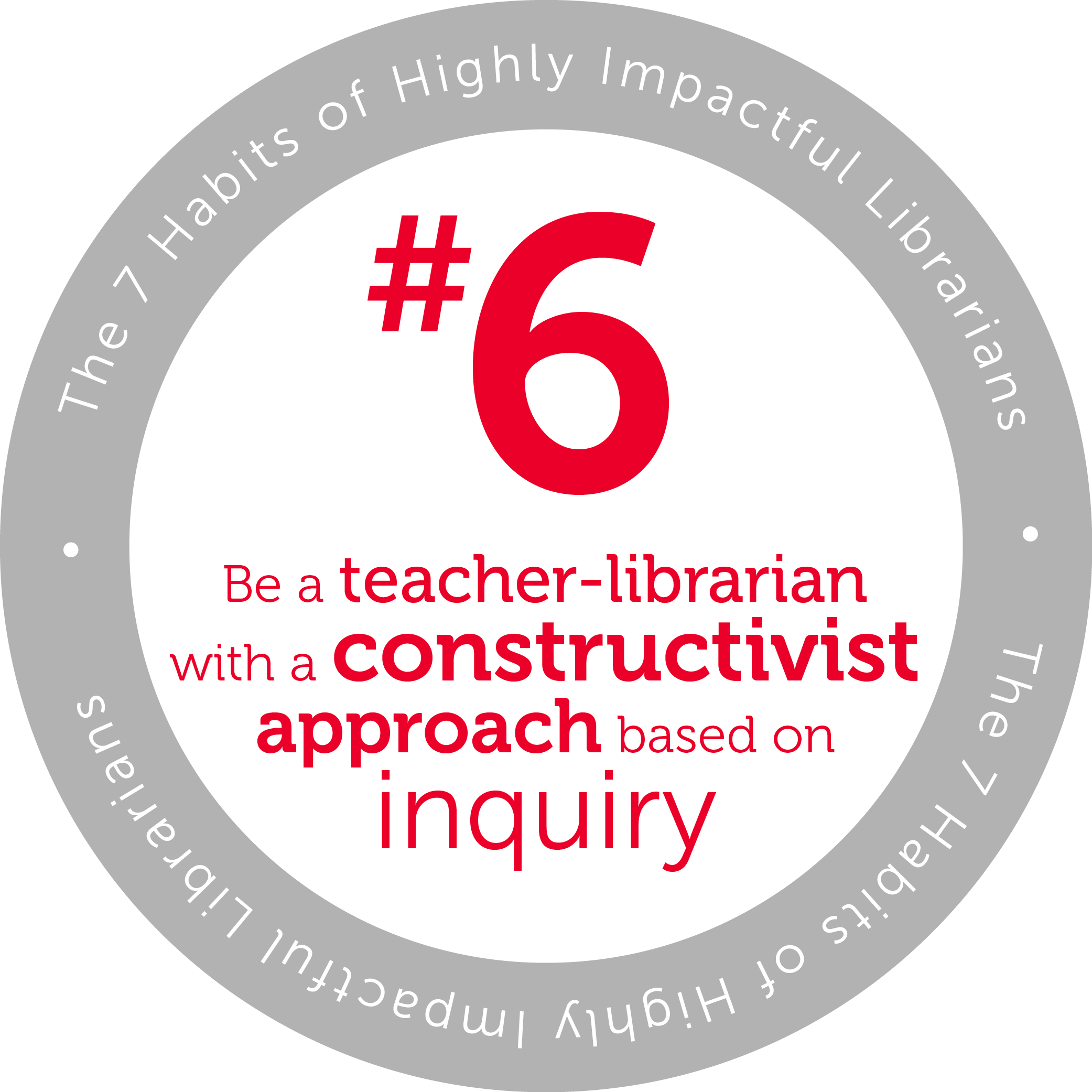The 7 Habits Of Highly Impactful Librarians 6 Highly