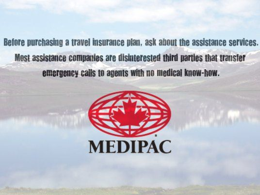 Travel Insurance Tip Of The Week Take Advantage Of Medical