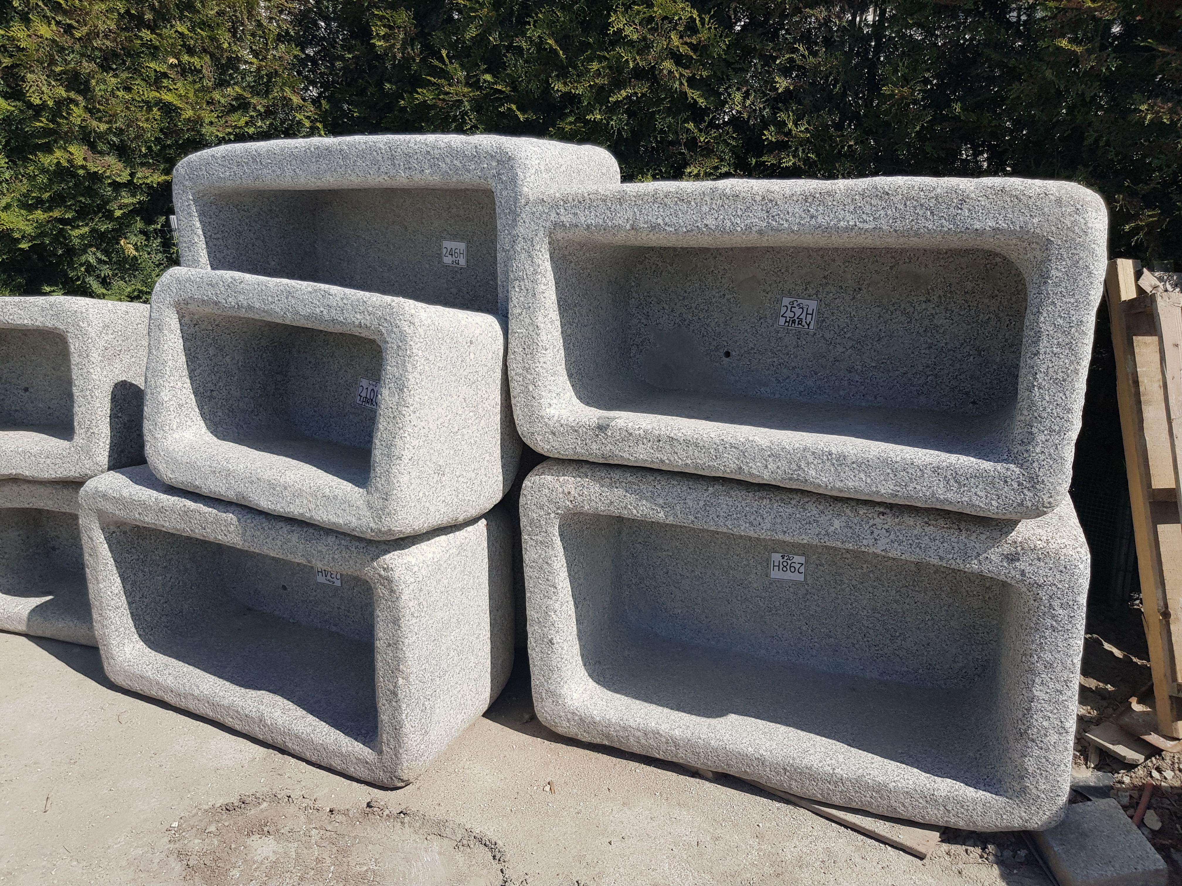 Wassertrog Granit Mittelkorn Granittroege Pinterest