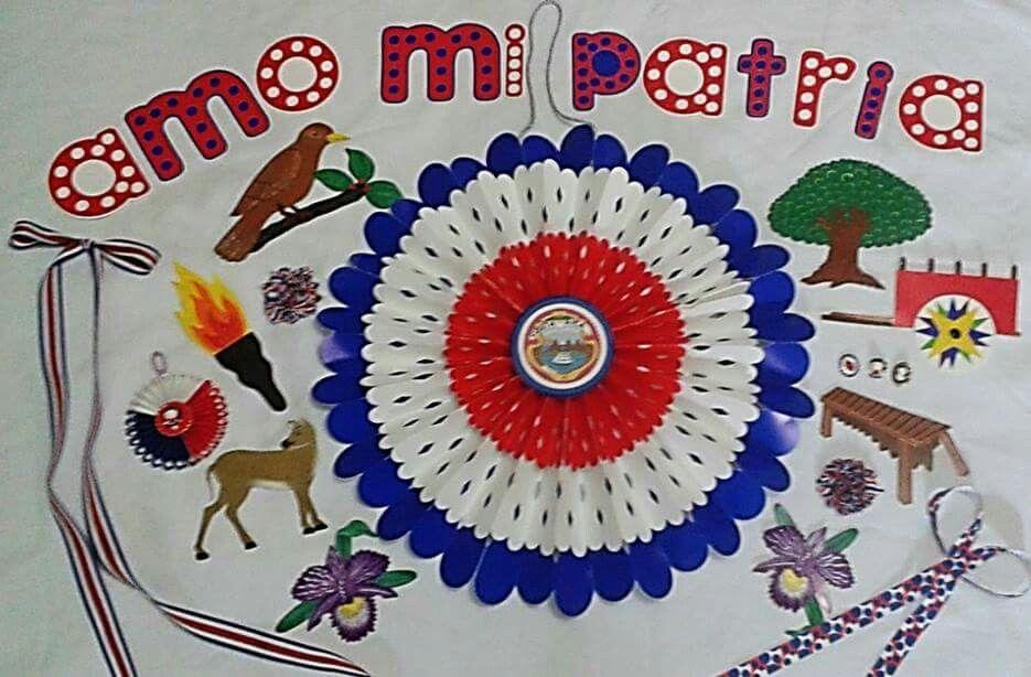 Símbolos patrios | Material didáctico para maestras | Pinterest ...