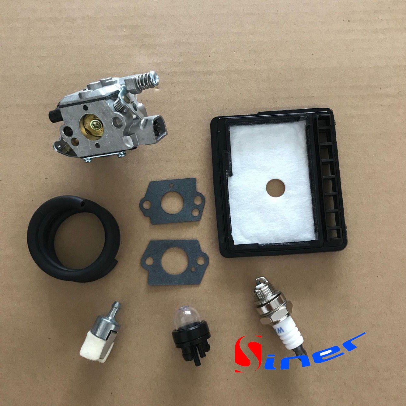 Carburetor For Walbro WT-402A Echo CS-303T CS-3000 12300139136 Air Fuel Filter