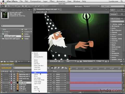 After effects cs4 – creating pixie dust – adobe indesign users.
