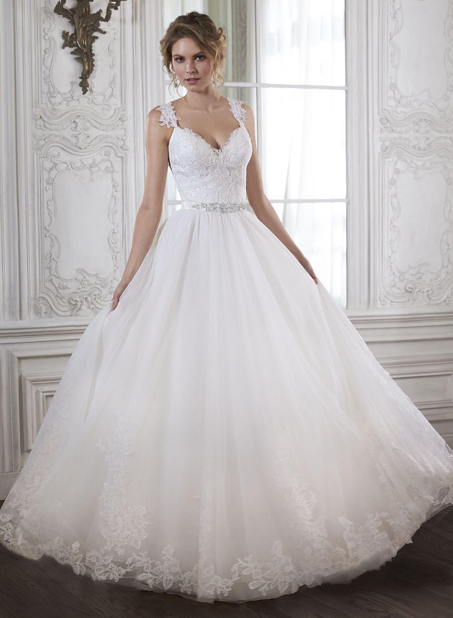 Vestido de Noiva de Sottero and Midgley de Maggie Sottero (Crystal ...